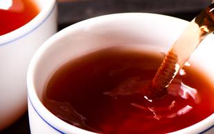 熟茶特写,高端熟茶的理由